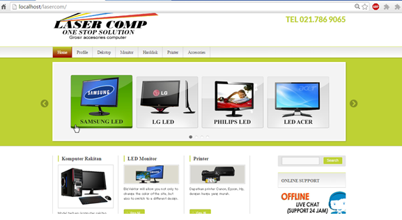 Jasa Pembuatan Website Di Jakarta Selatan